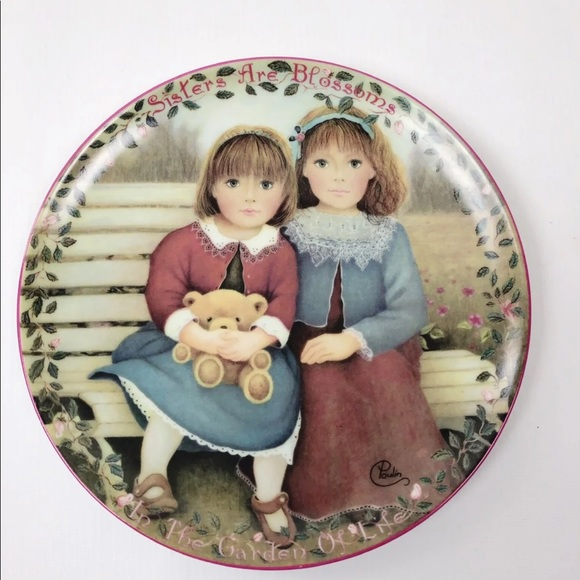 Chantal Poulin Other - Chantal Poulin Kindred Moments Plate